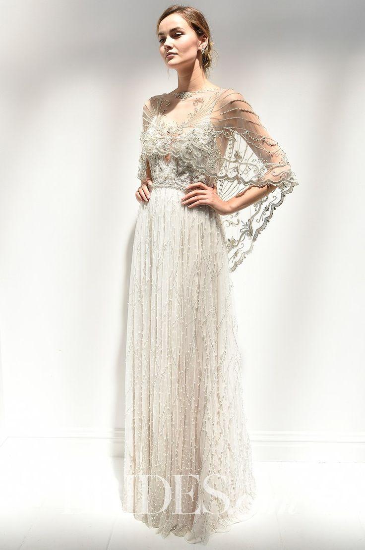 Beautiful Wedding Dresses Inspiration 2017/2018 : Alon Livné 1920s ...