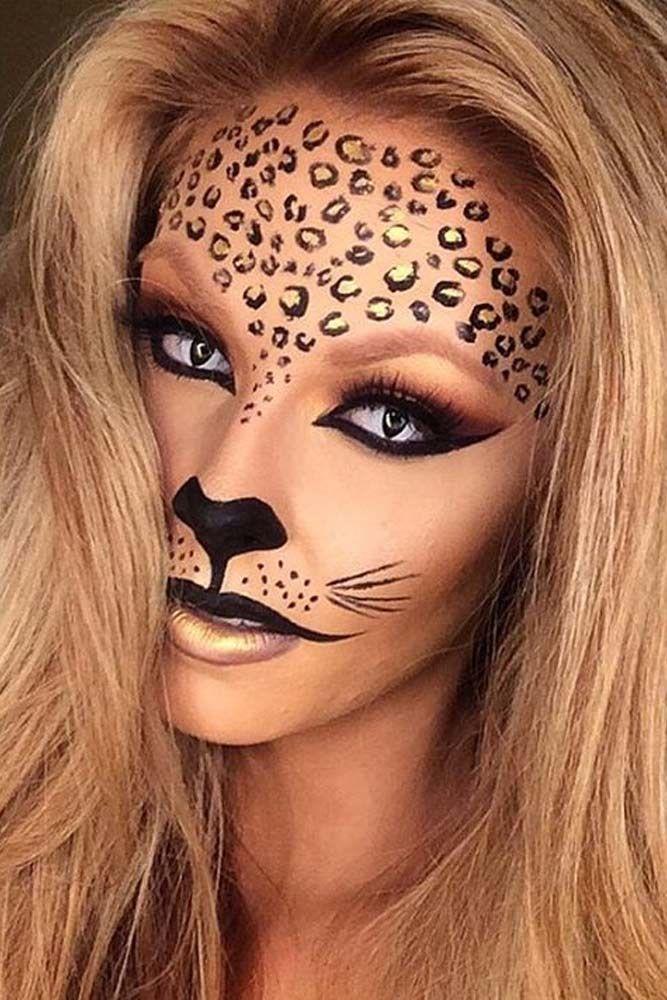 Best Ideas For Makeup Tutorials : Pretty Halloween Makeup Ideas ...