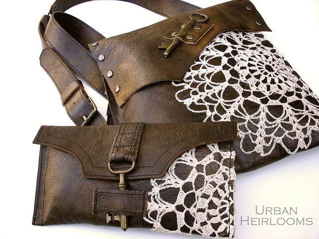 538ced06dd Bags   Handbag Trends   Boho Leather Messenger   Wallet by ...