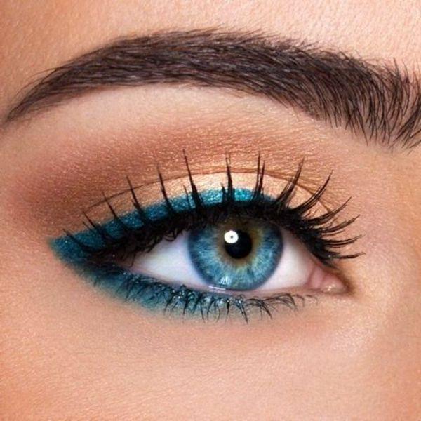 Dezentes Augen Make Up At Qaq05 Moetvoe