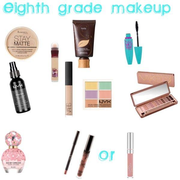 Good 8th Grade Makeup Routine