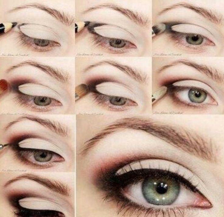 Best Ideas For Makeup Tutorials Eye Makeup For Hooded Eyes