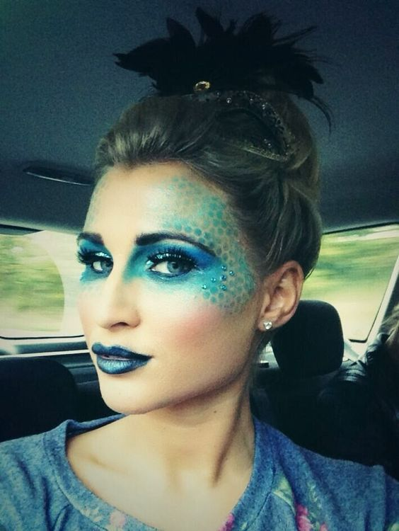 Best Ideas For Makeup Tutorials Mermaid Ideas For Halloween