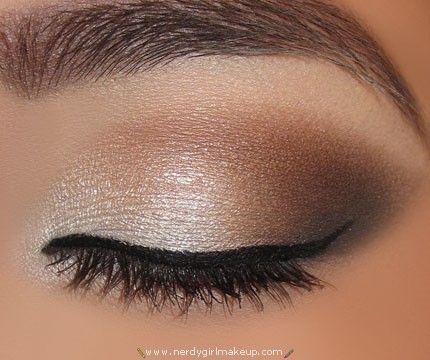 Best Ideas For Makeup Tutorials : natural wedding makeup for brown ...
