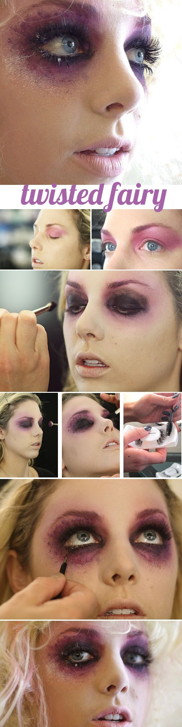 Fairy makeup tutorial images any tutorial examples best ideas for makeup tutorials take your fairy costume to the picture baditri images baditri Image collections
