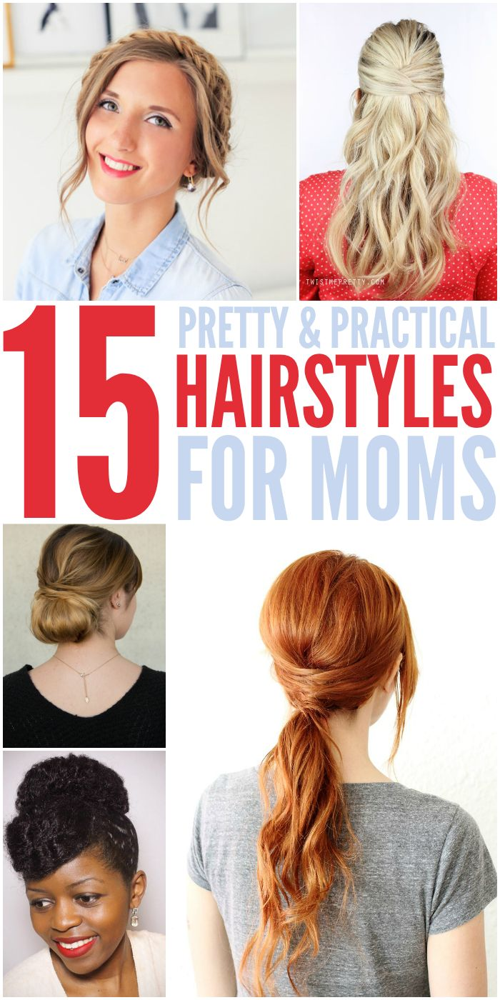 Hair Tutorials Style Can Be Practical These Are Easy Hair Styles
