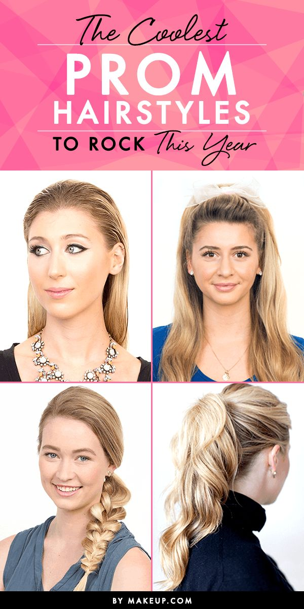 Hair Tutorials Are You Planning To Diy Your Prom Hairstyle This