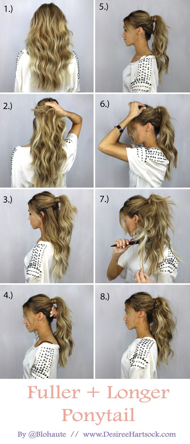 Hair Tutorials With Thin Hair And A Lot Of It That I Have I