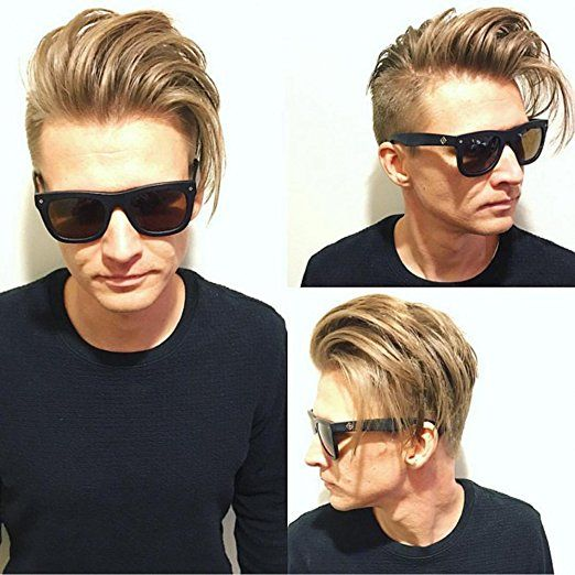 Mens Haircuts Dreambeauty Mens Toupee Human Hair Hairpieces For