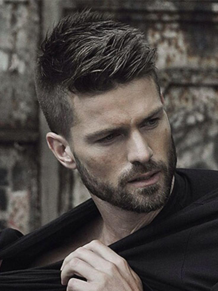Mens Haircuts This Is A Very Good Professional But Fun Look If