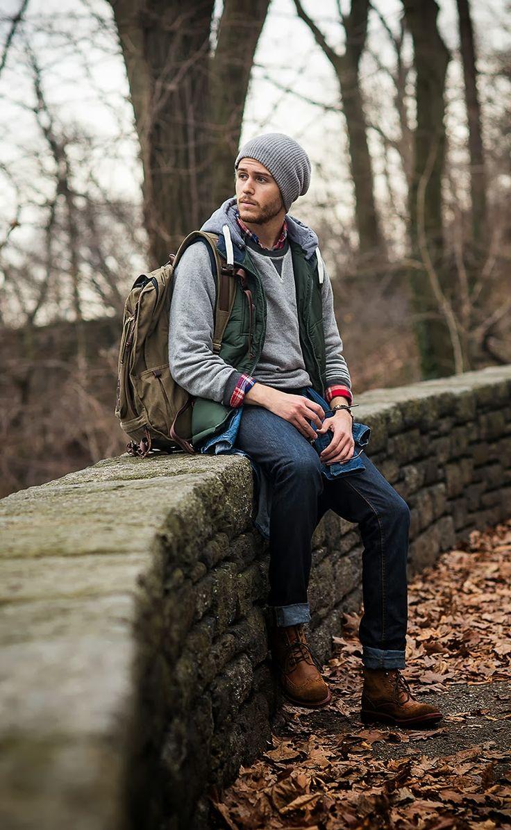 Men S Style Amp Look 2017 2018 Adam Gallagher Photos