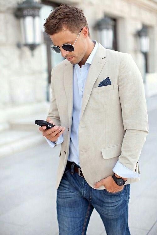 Men S Style Look 2017