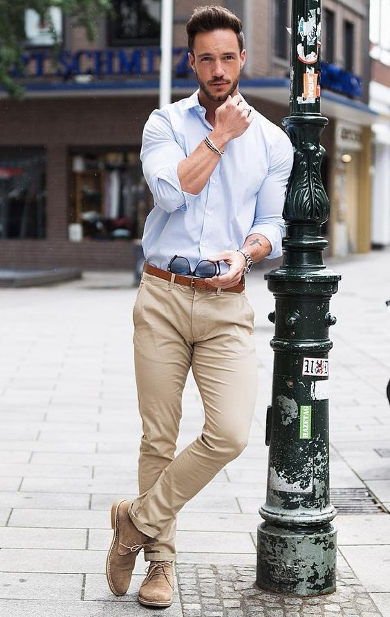 a6a7a5802fa Men s Style   Look 2017   2018   Confused between a business look ...