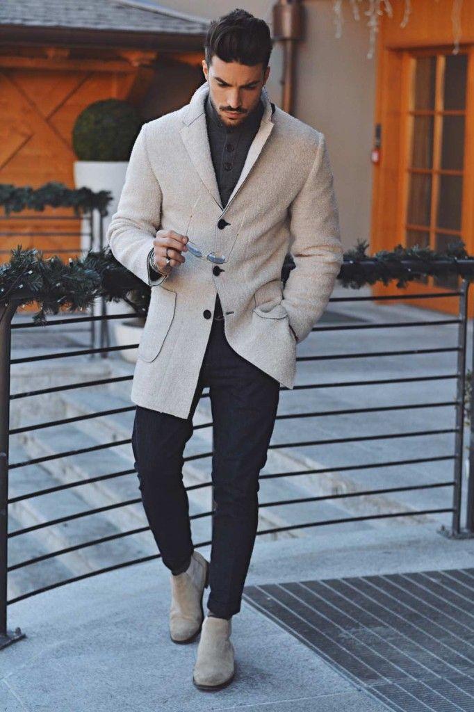 Men S Style Look 2017 2018 Gentlemen Outfit For Winter That
