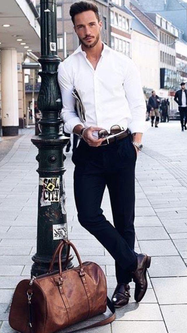 ca1046f78a75 mens-style-look-2017-2018-klassisch-einfach-elegant-schwarz-und-weis ...