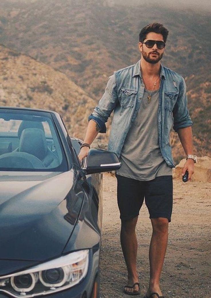 190e7e695017 Men s Style   Look 2017   2018   Mens gypsy style... - Flashmode ...