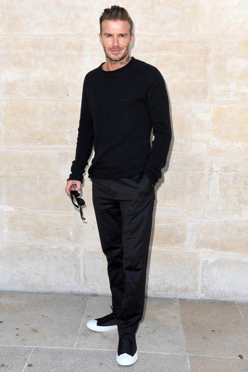Men 39 S Style Look 2017 2018 Menstyle1 Style Icon David Beckham Shop Men S Handmade
