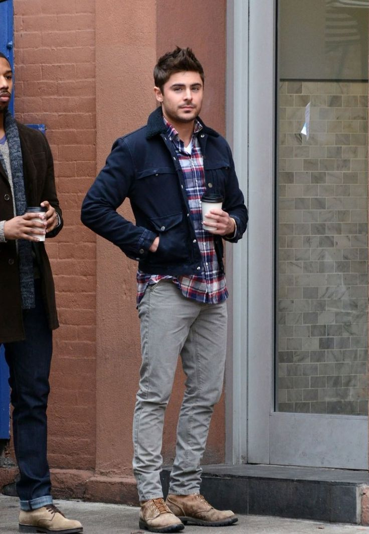 Men 39 S Style Look 2017 2018 Zac Efron Like Comment