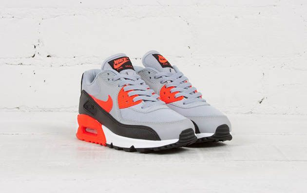 promo code 60c61 8cf75 Trendy Ideas For Women s Sneakers   Nike Air Max 90 WMNS-Wolf Grey ...