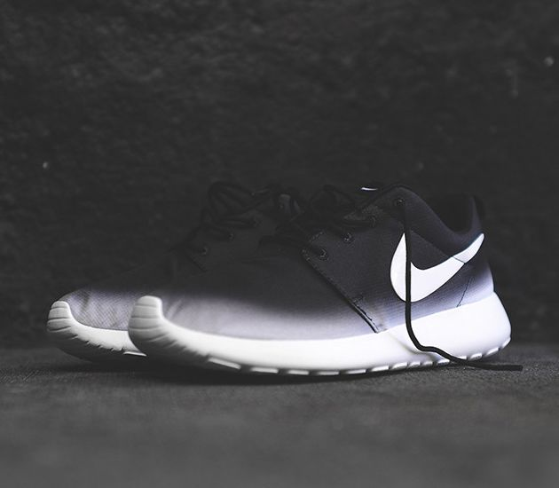 Mens White Flux Shoes Compared To Womens