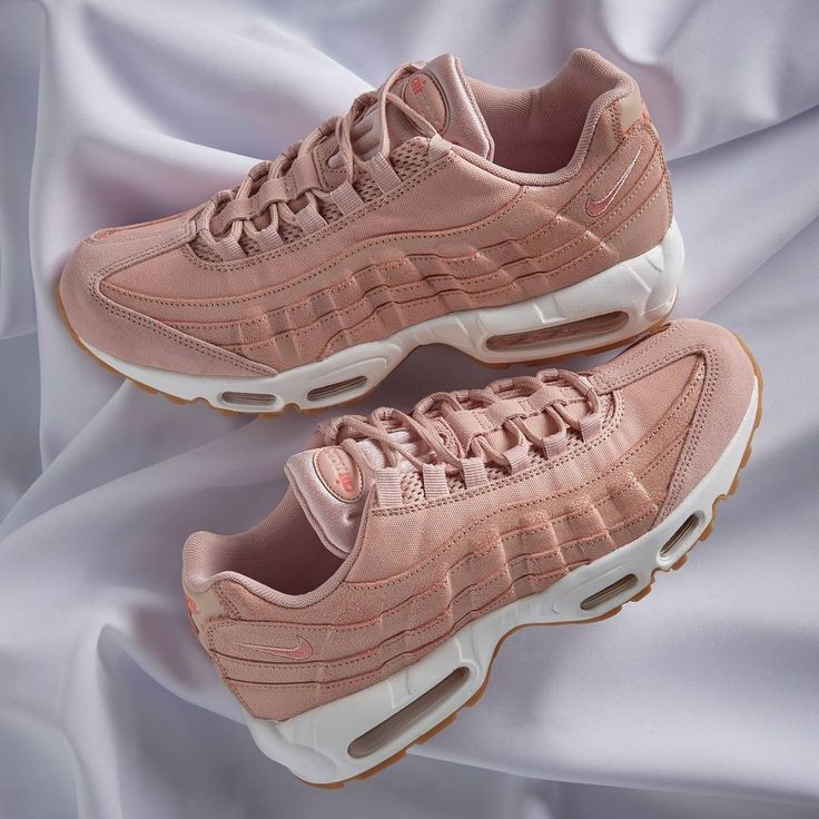 huge discount 4f757 f189d Trendy Ideas For Women s Sneakers   NIKE w Air Max 95 Premium Pink ...