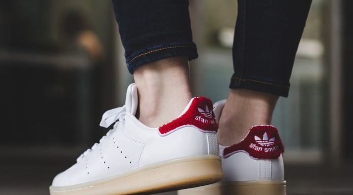 "on sale e8449 d29c7 Trendy Ideas For Womens Sneakers  WMNS adidas Stan Smith  ""WhiteCollegiate Red"" (Chenille) – EU Kicks Sneaker …"