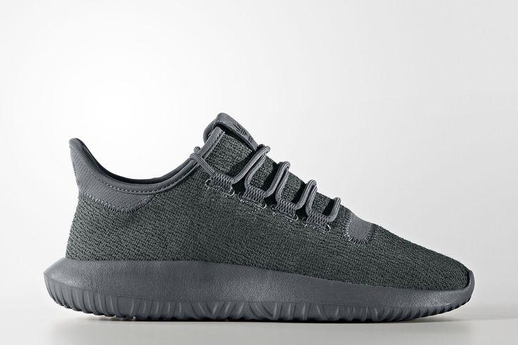 low cost 4181e 8e5b5 Description. WMNS adidas Tubular Shadow Grey Five ...