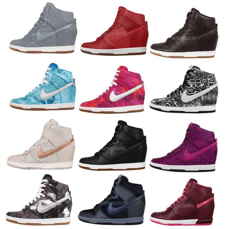 Trendy Ideas For Women s Sneakers   Wmns Nike Dunk Sky Hi   Print ... 43e82d9810b6