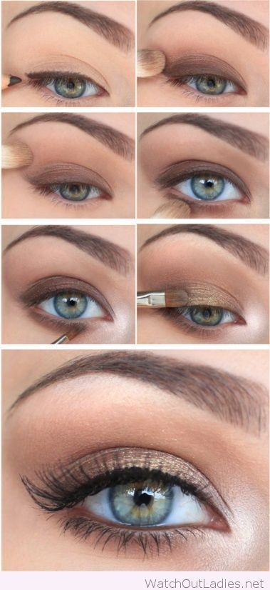 Best Ideas For Makeup Tutorials How To Step By Step Eye Makeup