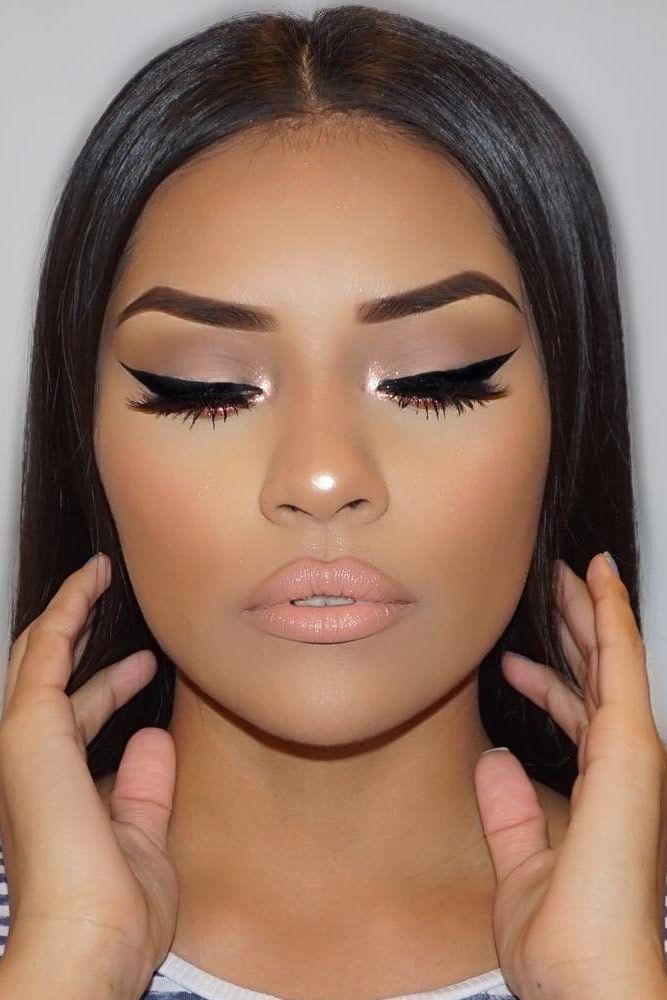 Best Ideas For Makeup Tutorials : Best Winter Makeup Looks