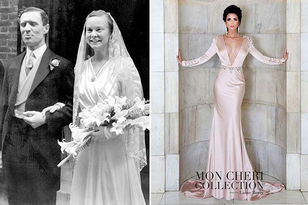 Beautiful Wedding Dresses Inspiration 2017/2018 : 1940\'s Wedding ...