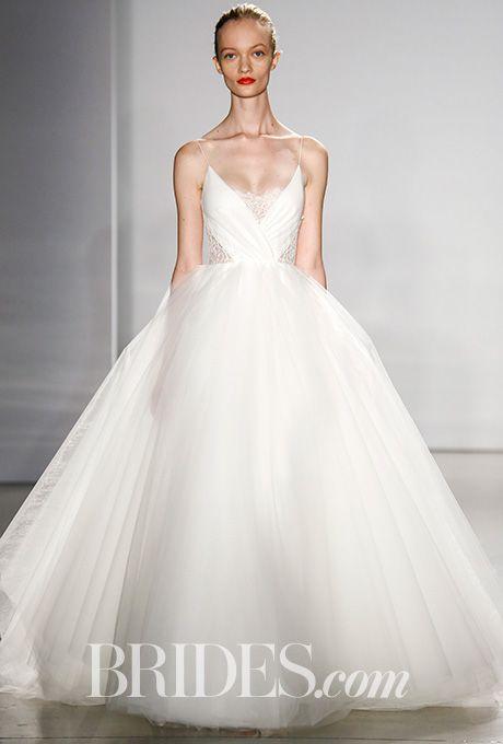 Beautiful Wedding Dresses Inspiration 2017/2018 : Christos Penny ...
