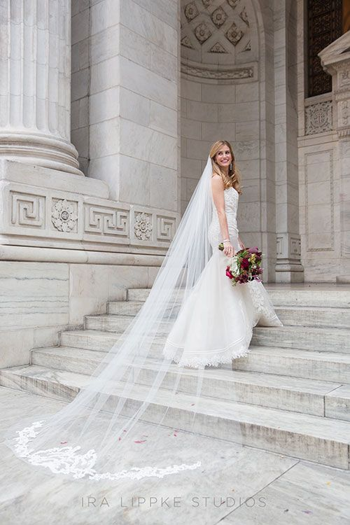 Beautiful Wedding Dresses Inspiration 2017/2018 : New York Public ...