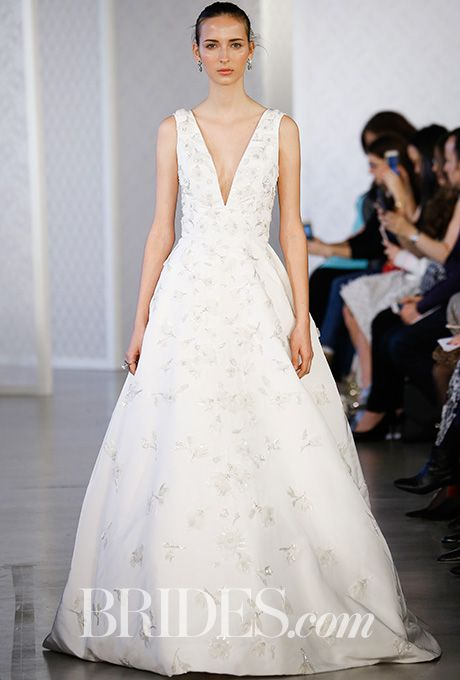 Beautiful Wedding Dresses Inspiration 20172018 Oscar De La Renta