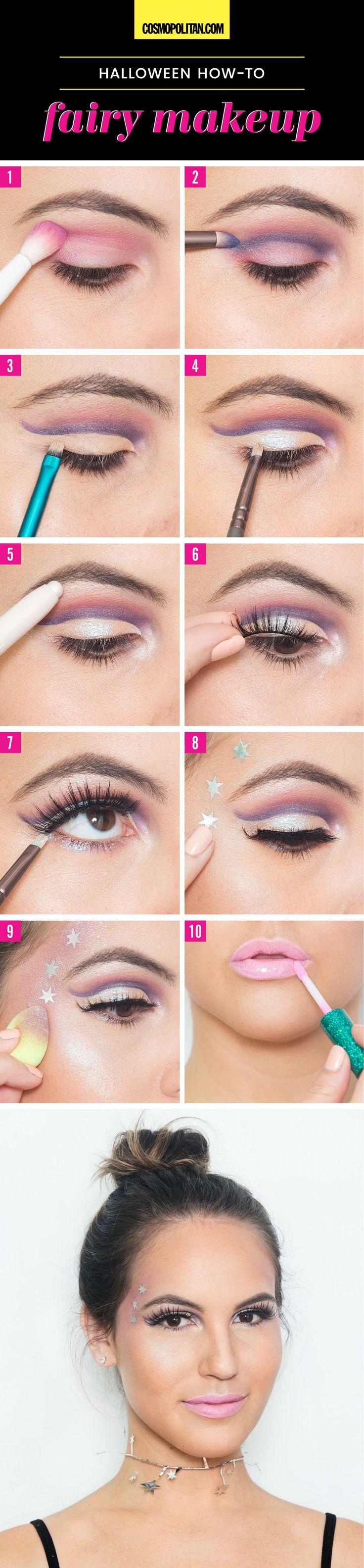 best ideas for makeup tutorials : 10 halloween looks you can create