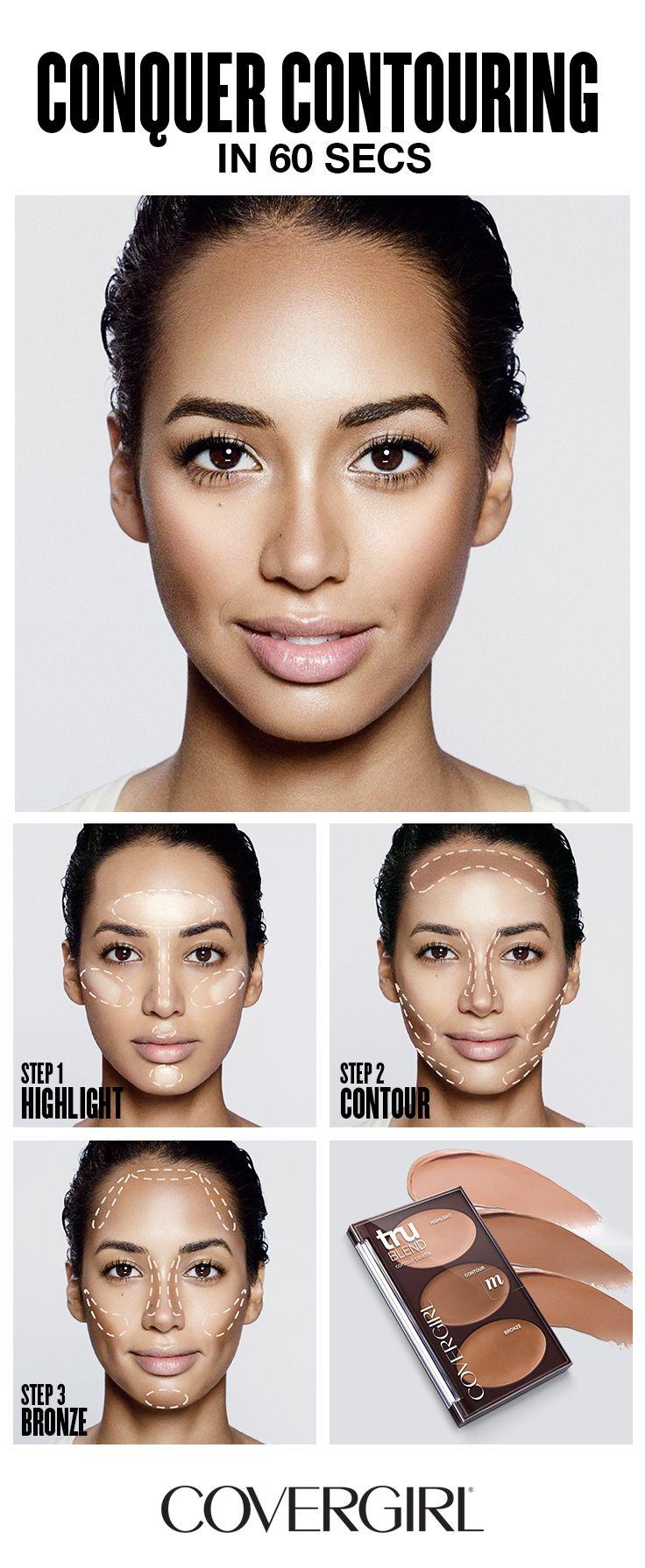 Best ideas for makeup tutorials covergirl shows you how to best ideas for makeup tutorials baditri Gallery