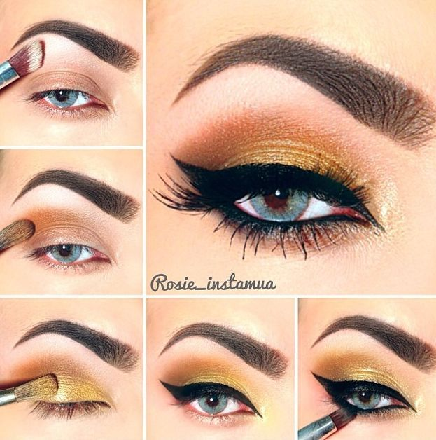 Best Ideas For Makeup Tutorials Eye Makeup Step By Step With