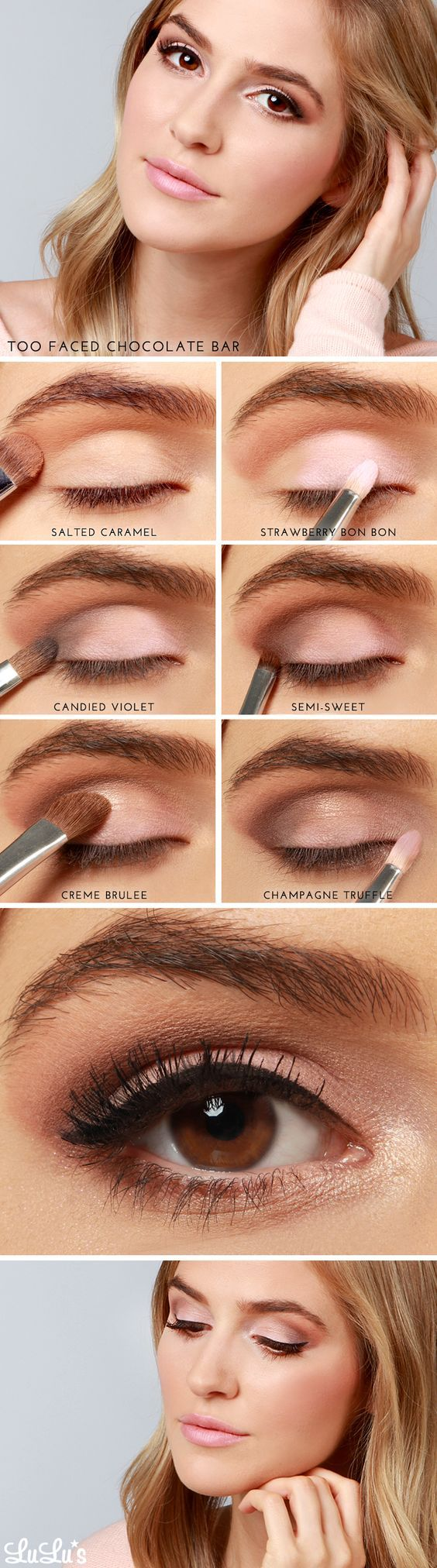 10 soft makeup tutorials to complete your office look | mr mrs.