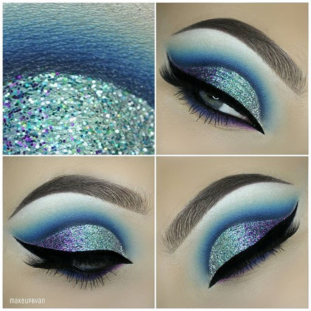 Best Ideas For Makeup Tutorials How To Rock Blue Makeup Looks