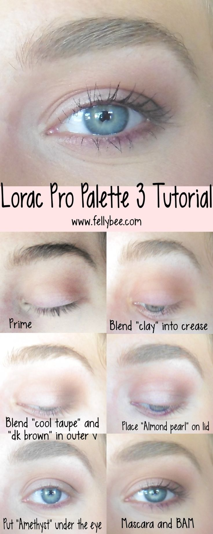 Best ideas for makeup tutorials lorac pro palette 3 natural description lorac pro baditri Gallery