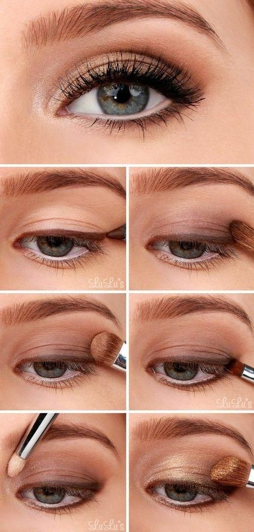 Natural eye makeup top 10 simple & easy makeup tutorials.