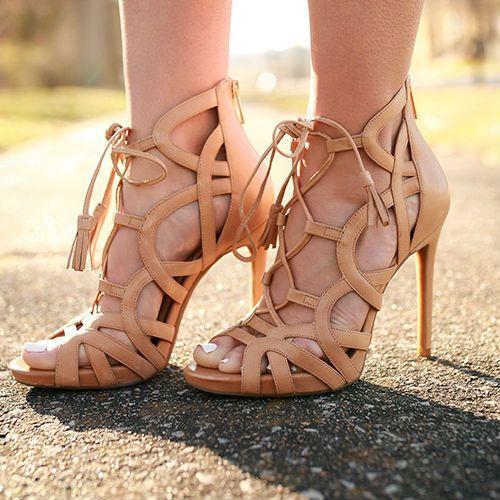 2cb4d9c84cb6 High Heels   Jessica Simpson Leather Heels... - Flashmode Worldwide ...