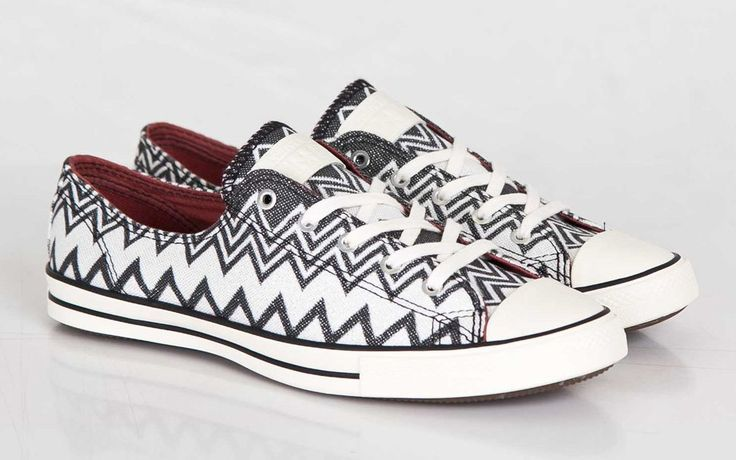 30d30b33411e Trendy Ideas For Women s Sneakers   Available  Missoni x Converse ...