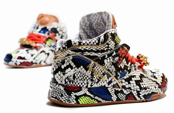 Trendy Ideas For Women s Sneakers   Melody Ehsani x Reebok Pump Omni ... 6b89b6b74