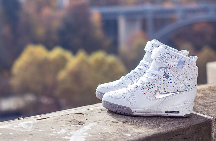 brand new 70cee 9f7ae Trendy Ideas For Women s Sneakers   Nike WMNS Air Revolution Sky Hi ...