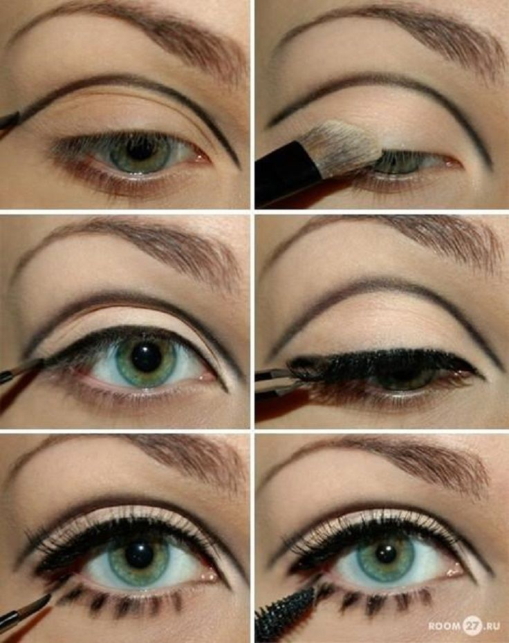 Best Ideas For Makeup Tutorials Tutorial For Big Eyes Like Twiggy