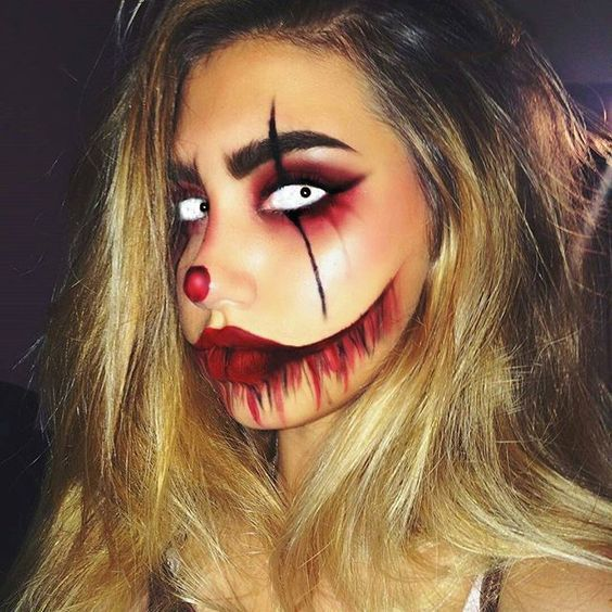 1513916854_best ideas for makeup tutorials no costume no problem these halloween makeup ideas are all you need to pull ofjpg