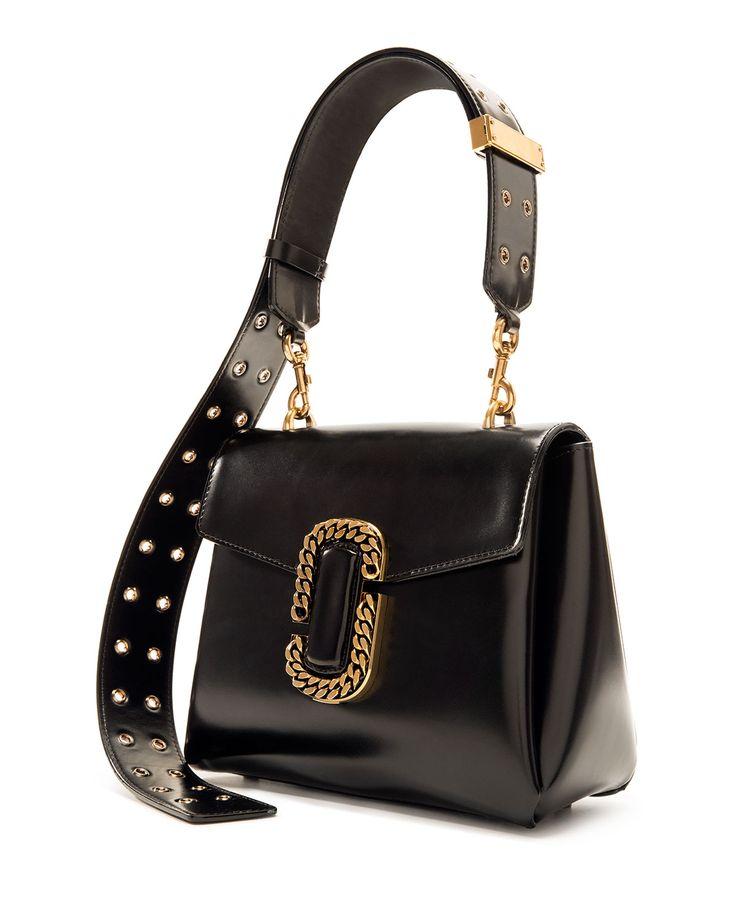 Bags Amp Handbag Trends Marc Jacobs St Marc Top Handle