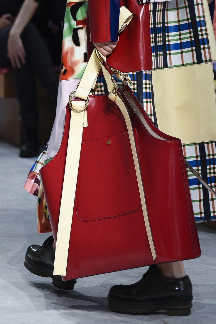 5a86d840567 Bags   Handbag Trends   Marni at Milan Fashion Week Spring 2018 ...