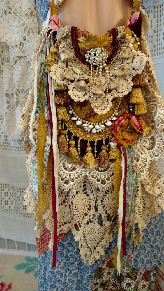 Bolsa De Tecido Hippie : Bags handbag trends tecido artesanal vintage de renda